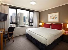 Bedroom - Adina Apartment Hotel Sydney