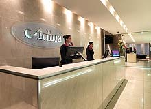 Reception - Adina Apartment Hotel Sydney