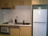Studio Kitchenette - Chinatown Apartments Sydney