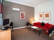 Apartment Lounge - Medina Serviced Apartments Double Bay