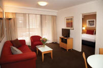 Premier One Bedroom - Medina Serviced Apartments Martin Place