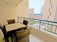 Apartment Balcony - Oaks on Castlereagh