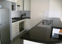 Apartment Kitchen - Sussex Serviced Apartments