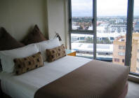 Main Bedroom - Sussex Serviced Apartments
