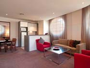 One Bedroom Apartment - Adina Apartment Hotel Sydney Central