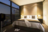 Luxurious Bedrooms - Fraser Suites Sydney