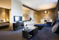 Spacious Modern Living Areas - Fraser Suites Sydney