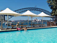 Swimming Pool - Harbourside Apartments