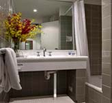 Bathroom -Macleay Serviced Apartments