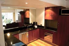 Kitchen - Macleay Serviced Apartments
