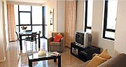 Apartment Lounge - Meriton Parramatta Apartments