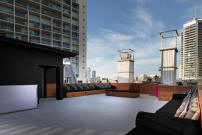 Rooftop Terrace - Morgans of Sydney Hotel