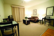 Lounge - Quest Apartments North Ryde
