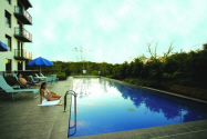 Swimming Pool - Quest Apartments North Ryde