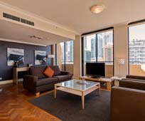 Two Bedroom Apartment - Seasons Harbour Plaza Sydney