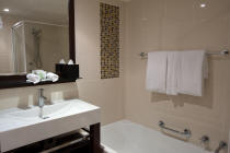 Deluxe Bathroom - The York Apartment Hotel