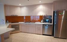 Deluxe Apartment Kitchen - The York Apartment Hotel